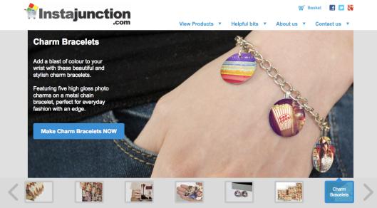 Instajunction Website